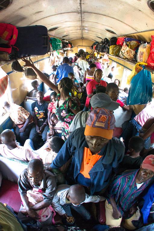 2011-18. On the train to Inhaminga.