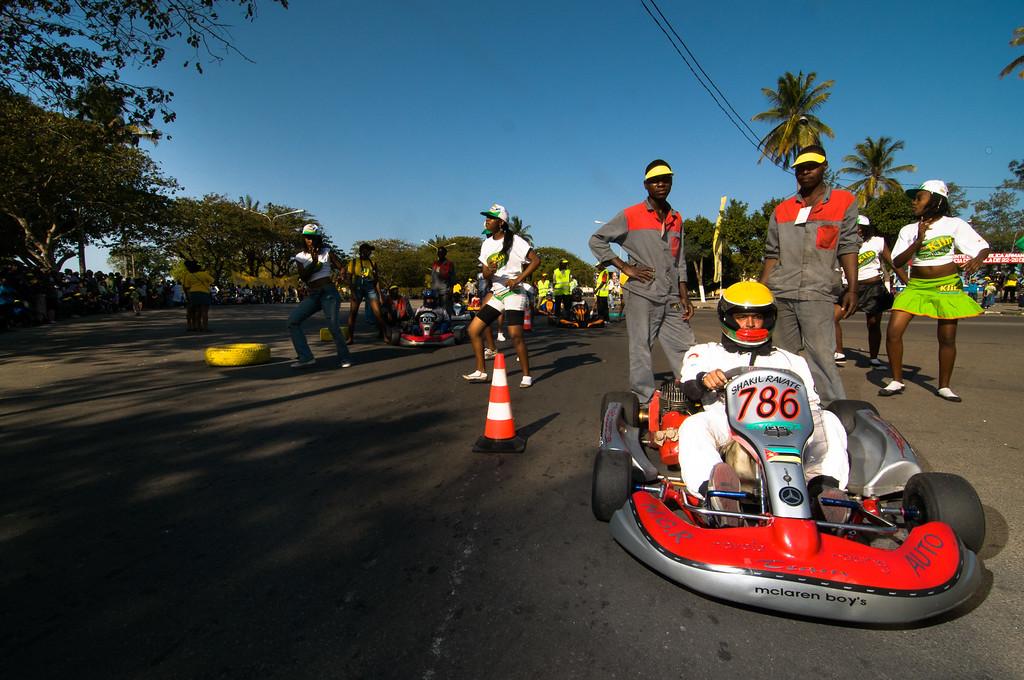 2008-36. Go-Cart race in Beira.