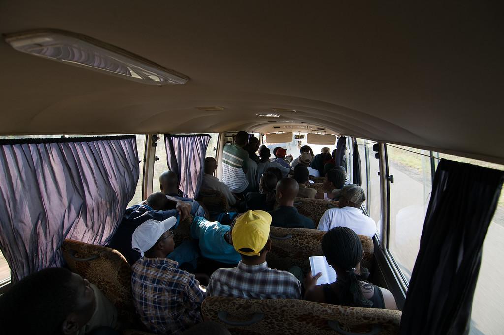 2008-41. Mozambiquean Busride.