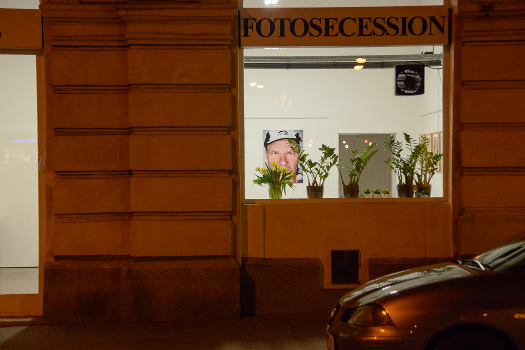 "2013-03: Exhibition of the Ironfaces in the Vienna ""Fotosecession"""