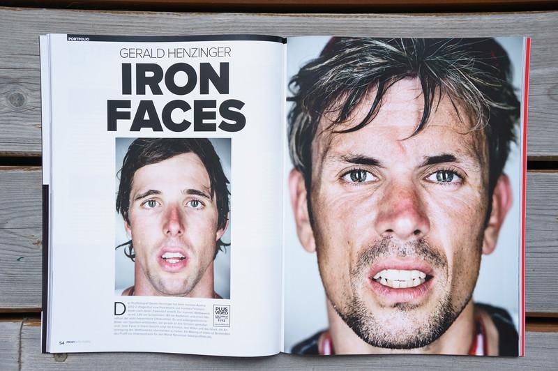"2012-11: ""ProfiFOTO"" publishes the IRONFACES"