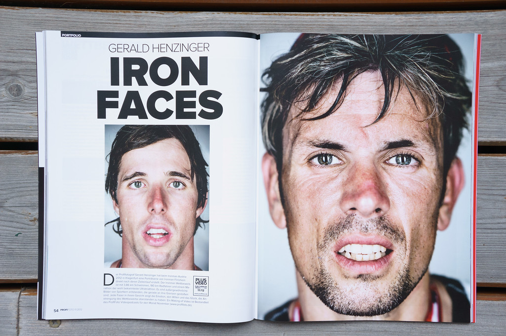 "2012-11: ""ProfiFOTO"" publishes the IRONFACES"