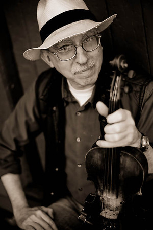 Fiddler, yodler, Alan Kaufman.