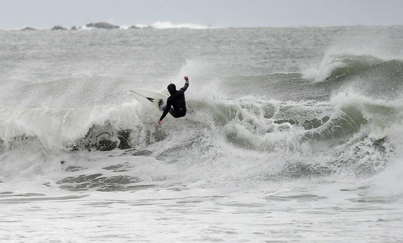 Hurricane Sandy swell, Rhode Island, 10/28/12