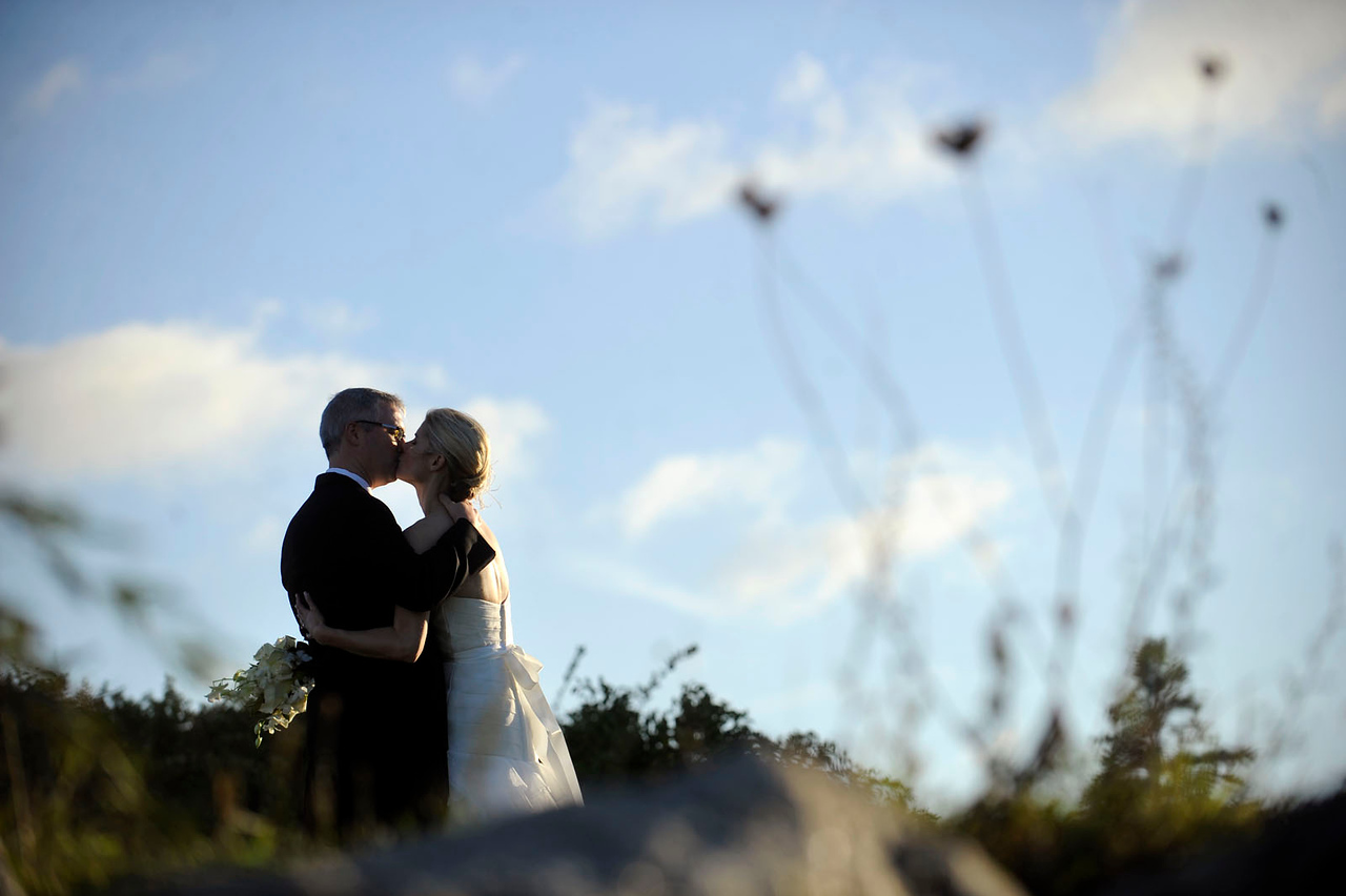 Bride and groom, Gloucester, Mass. 9/21/12