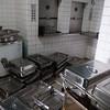Hotel Chuabo in Quelimane, top floor kitchen.
