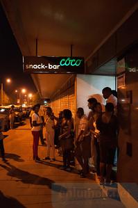 Hotel Chuabo in Quelimane, the Coco Bar.