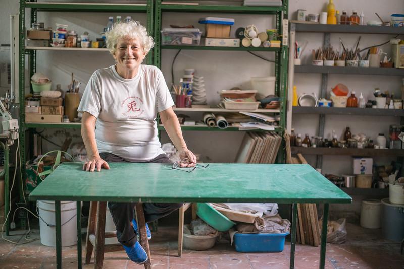 Amelia Caballo - Bildende Künstlerin