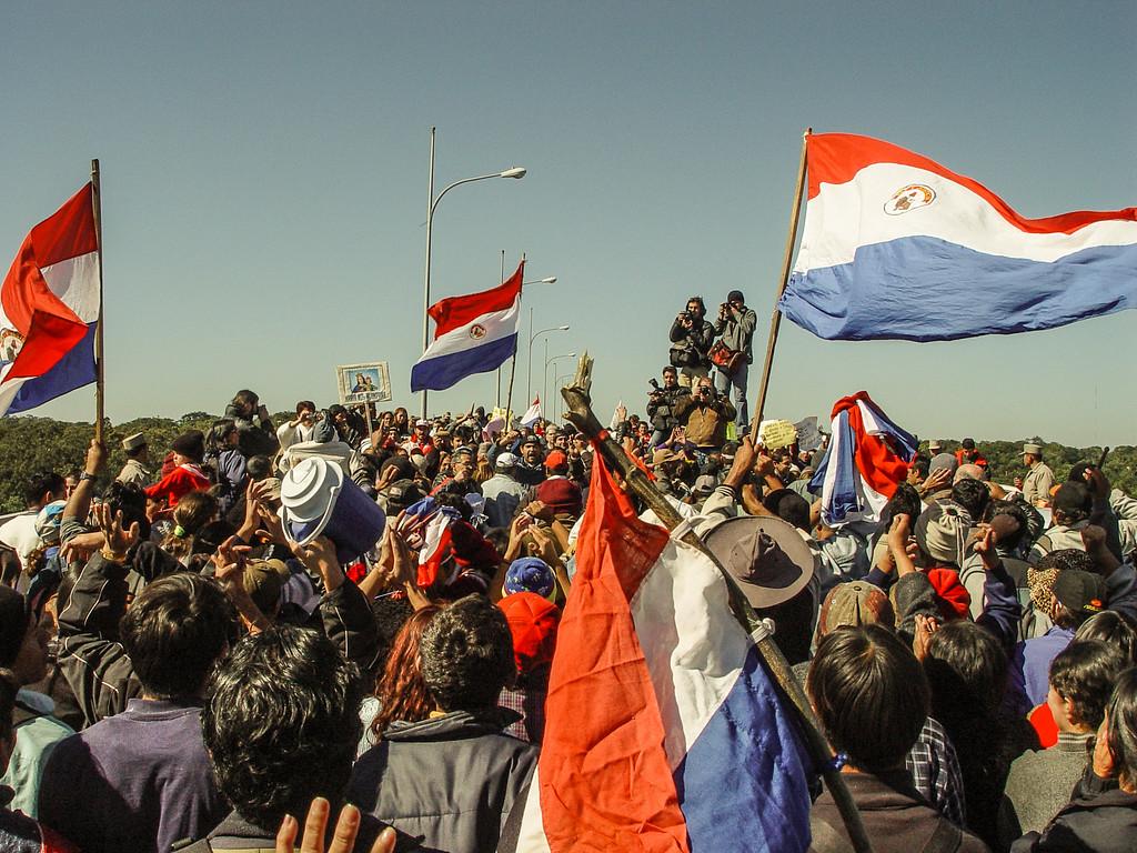 Der Marsch der Casarenos