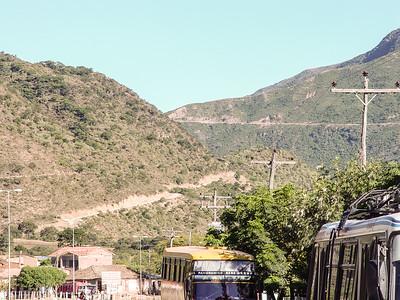 Zwischen Cochabamba uns Santa Cruz