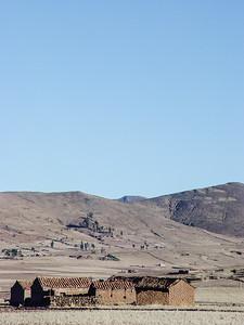 Kurz vor Potosí