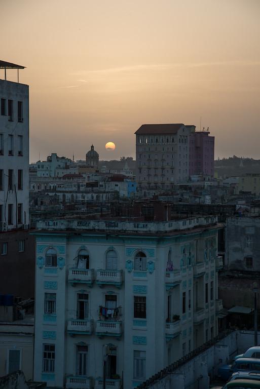 Morgen in Havanna