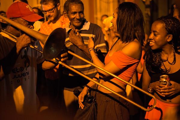 Carneval in Trinidad
