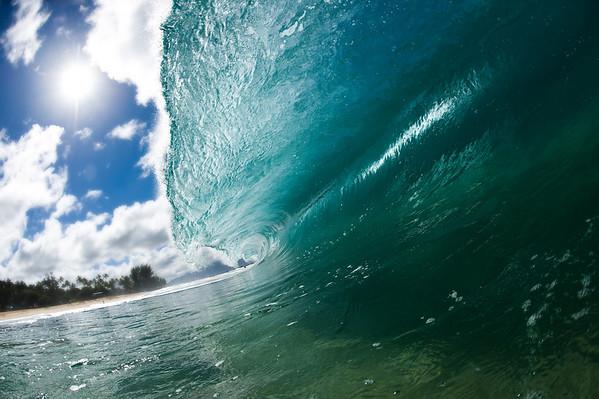 surf, wave, ocean, hawaii, north shore, oahu, water, beach, paradise
