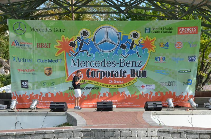 Ft. Lauderdale Corporate Run March 24, 2011
