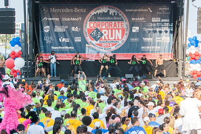 Corporate Run Miami 2014