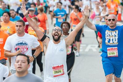 Corporate Run Miami 2014