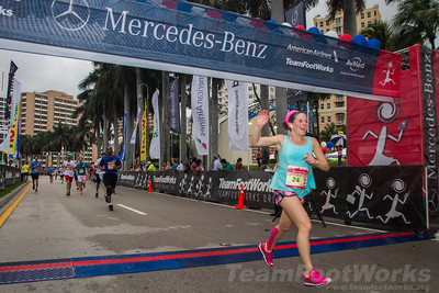 Corporate Run West Palm Beach 2014