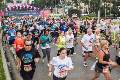 Corporate Run West Palm Beach 2014