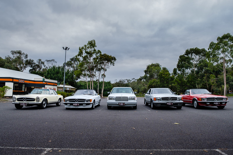AOMC RACV 2018 Classic Showcase, for British and European vehicles, Yarra Glen Racecourse,  Sunday 25 February.