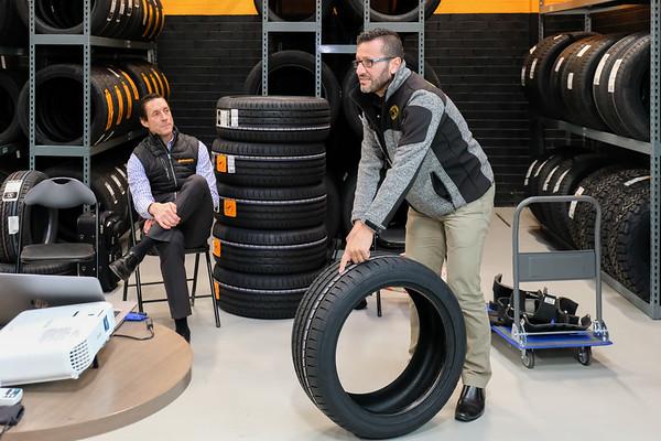 Garage Evening at Eastern Tyres 2019-04-11