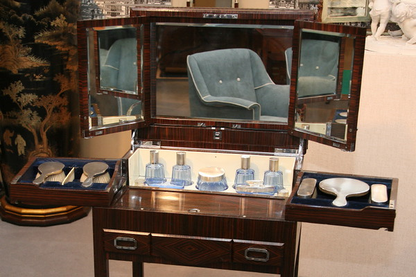 International Antiques Fair - April 25 - Booth