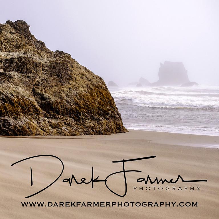 Coaster - Bandon Beach Rock