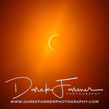Coaster - Solar Eclipse