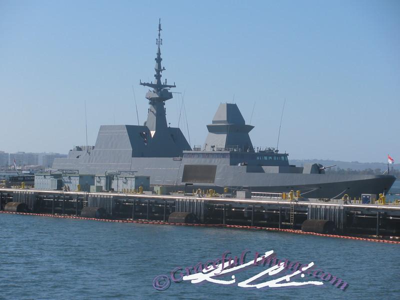 Singapore Navy Ship