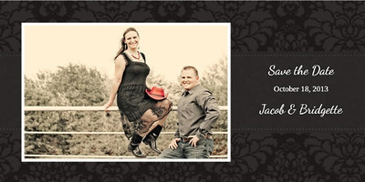 Jacob & Bridgette - Save The Date's