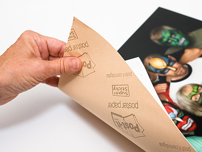 """11x17 Post-it Poster Print<br /> <br /> Your 11x17 print on that familiar """"Post-It"""" restickable backing. Easy on, easy off. Your 11x17 print on that familiar """"Post-It"""" re-stickable backing. Easy on, easy off. Put it where you want! <br /> <br /> Gorgeous matte finish with excellent color reproduction. Your photo must be 1280 x 1024 pixels in size.<br /> $24.95"""