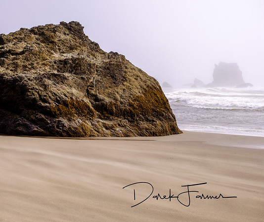 Mouse Pad - Bandon Beach Rock