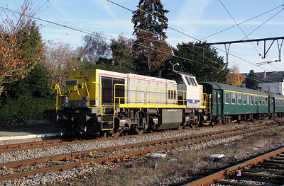 2) 7737 at Erquelines on 13th November 2011