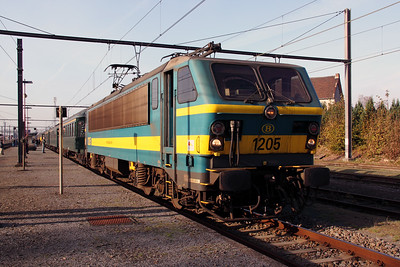 1) 1205 at Edingen on 13th November 2011