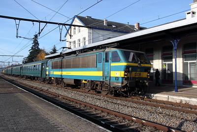 2) 1205 at Edingen on 13th November 2011