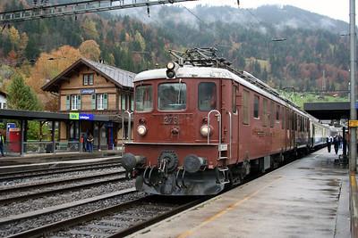 2) BLS, 273 at Liessigen on 5th November 2005