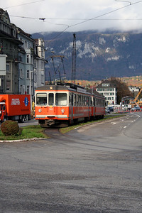 1) SNB, 302 at Solothurn on 5th November 2005