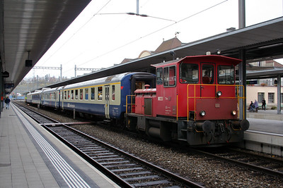BLS, Tm 97 at Spiez on 5th November 2005