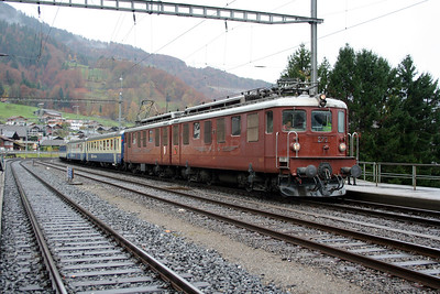 1) BLS, 273 at Liessigen on 5th November 2005