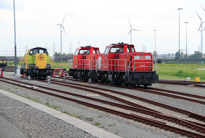 Sloehaven Europaweg Yard on 24th October 2015 (1)