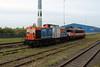 Locon, 203 160 (92 80 1203 160-7 D-LBL) at Sloehaven Denemarkenweg on 24th Ocotber 2015 (8)