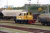 Strukton, 282 202 (98 84 8282 202-5 NL-SRM) at Roosendaal on 24th Ocotber 2015 (3)