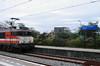 2) Locon, 9904 (91 84 1570 831-5 NL-LBL) at Hoek Van Holland Strand on 24th Ocotber 2015 working Mercia Charters Railtour