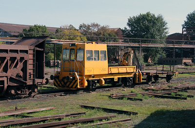 99 55 9482 301-6 at Dunaujvaros Steel Works on 5th October 2013