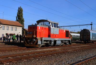 478 333 (98 55 0478 333-5 H-MAVTR) at Pusztaszabolcs on 5th October 2013