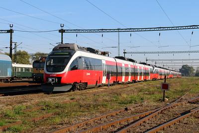 5342 001 at Pusztaszabolcs on 5th October 2013
