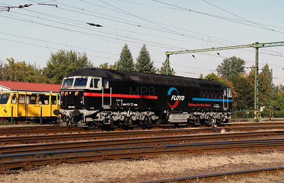 5) Floyd, 659 002 (92 55 0659 002-3 H-FLOYD ex UK 56115) at Dunaujvaros on 5th October 2013