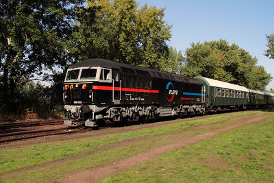 2) Floyd, 659 002 (92 55 0659 002-3 H-FLOYD ex UK 56115) at Dunaujvaros Kikoto on 5th October 2013