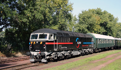 3) Floyd, 659 002 (92 55 0659 002-3 H-FLOYD ex UK 56115) at Dunaujvaros Kikoto on 5th October 2013