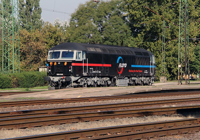 8) Floyd, 659 002 (92 55 0659 002-3 H-FLOYD ex UK 56115) at Dunaujvaros on 5th October 2013